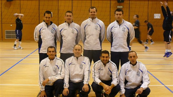 Volley masculin